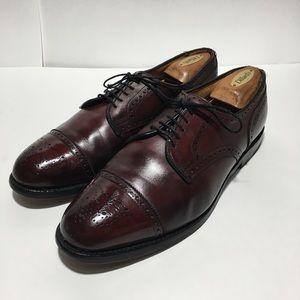 Allen Edmonds Lexington Oxblood Size 11.5 D